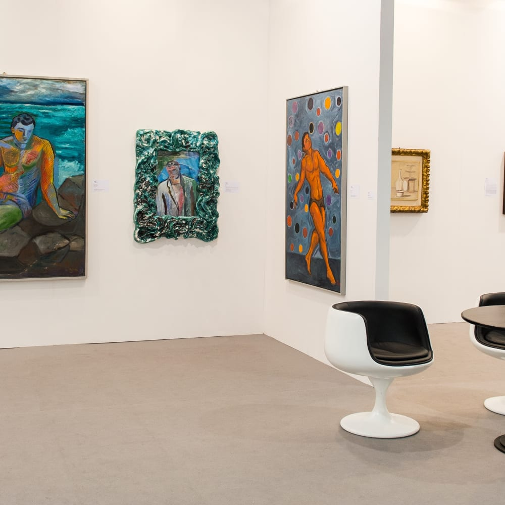 © Galleria d'Arte Maggiore G.A.M. | Art HK - Hong Kong International Art Fair