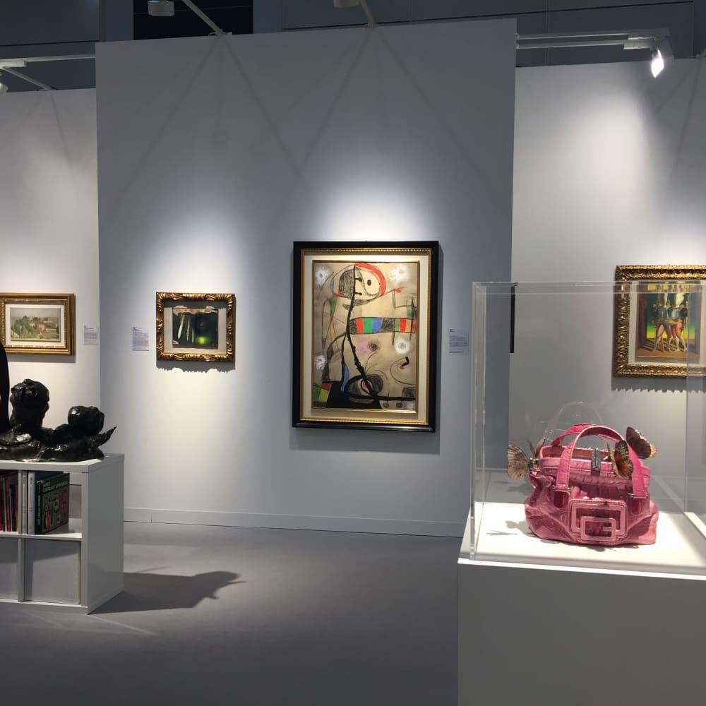 © Galleria d'Arte Maggiore G.A.M.   Art basel Hong Kong