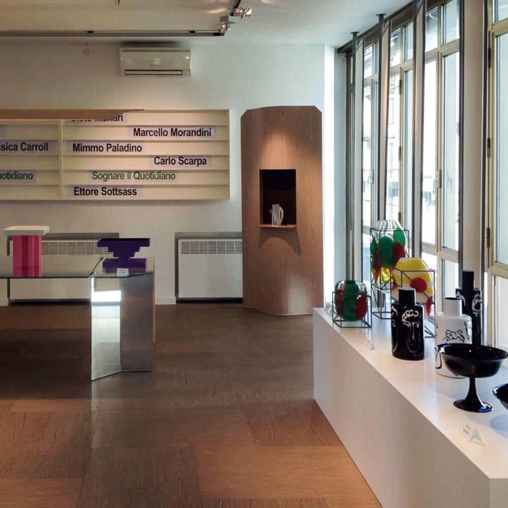 © Galleria d'Arte Maggiore G.A.M. | Alpi Showroom, Milano