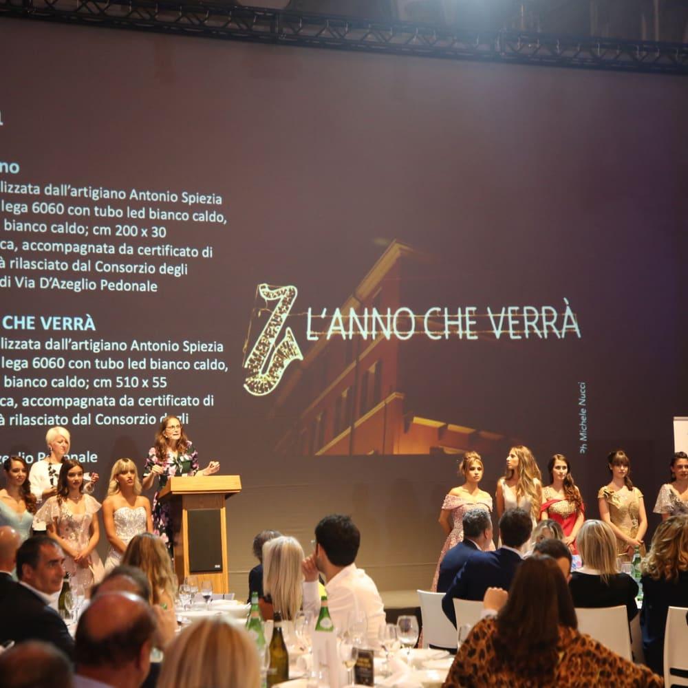© Maggiore g.a.m. | The charity auction dedicat to the Christmas Lights celebrating Lucio Dalla, Palazzo Re Enzo, Bologna, 2019