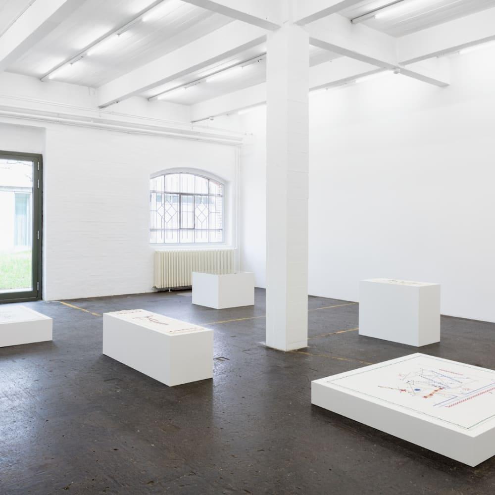 Ella Littwitz Solo Exhibition at Kunst Halle Sankt Gallen