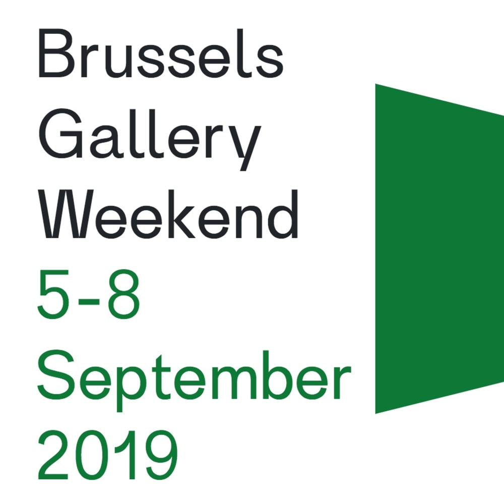 Brussels Gallery Weekend 2019