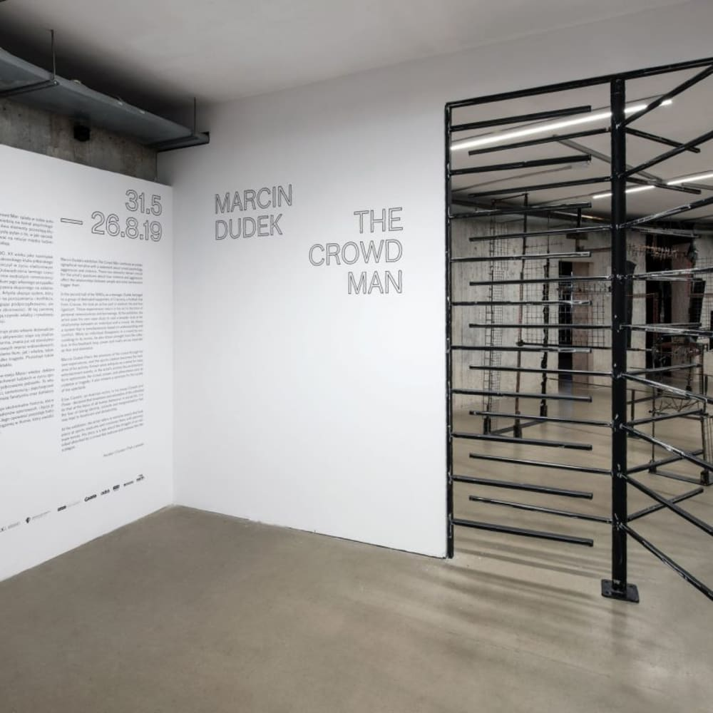 Marcin Dudek Solo show at Wroclaw Contemporary Museum