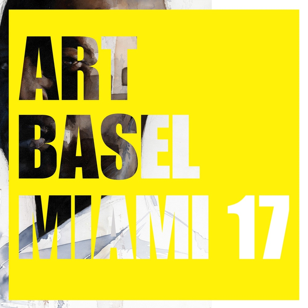 Louise Mandumbwa showcases her work at Art Basel Miami 2017