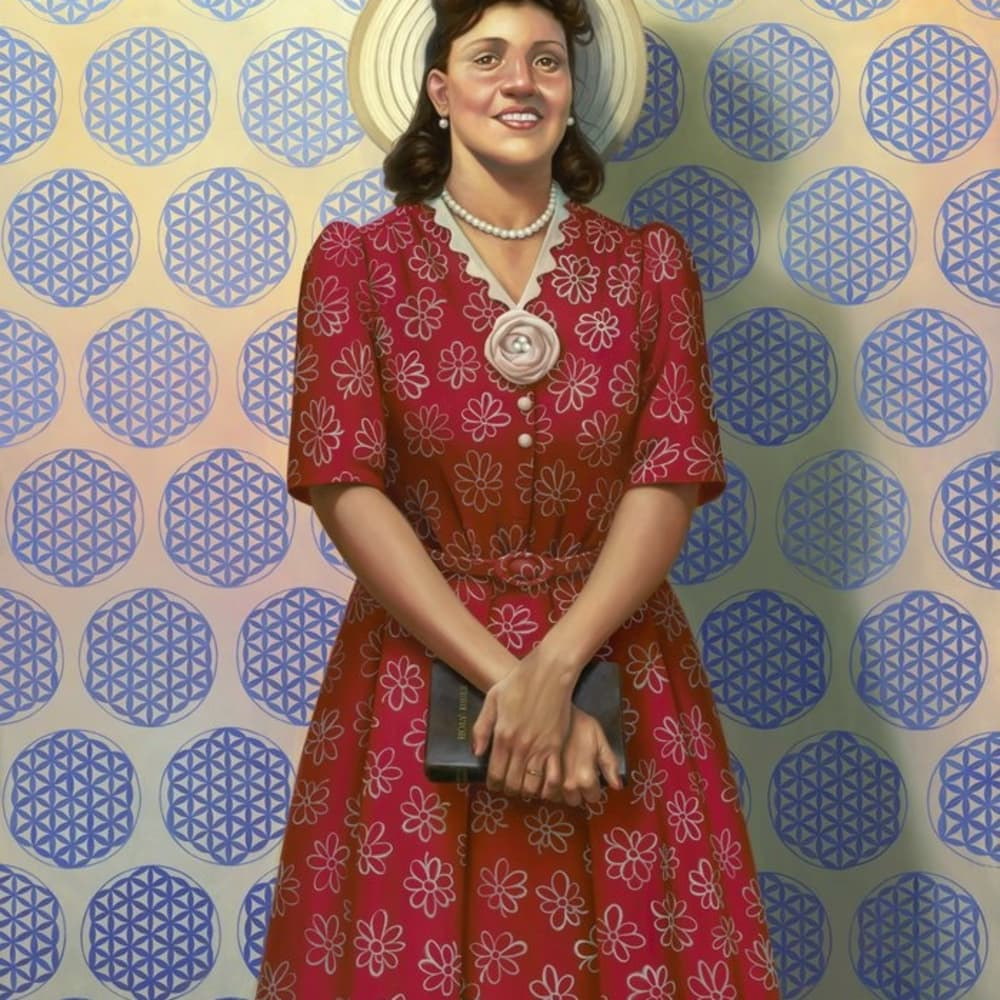The Smithsonian unveils Kadir Nelson's Portrait of Henrietta Lacks