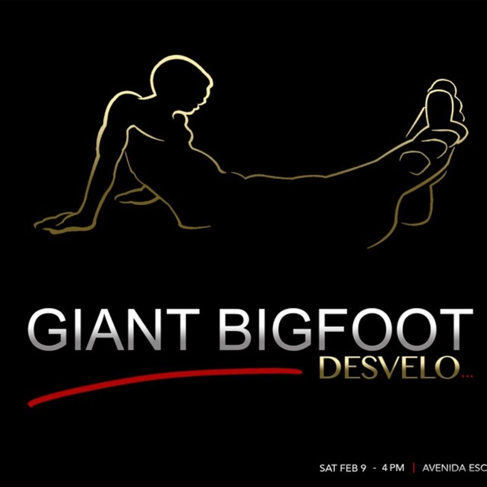 Inauguration of Bigfoot Monumental at Avenida Escazu, Costa Rica