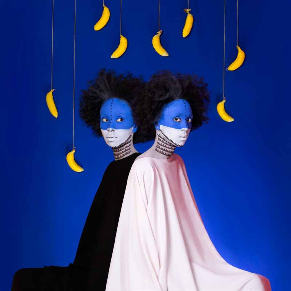 Aida Muluneh, Both Sides, (Memory of Hope Series), 2017