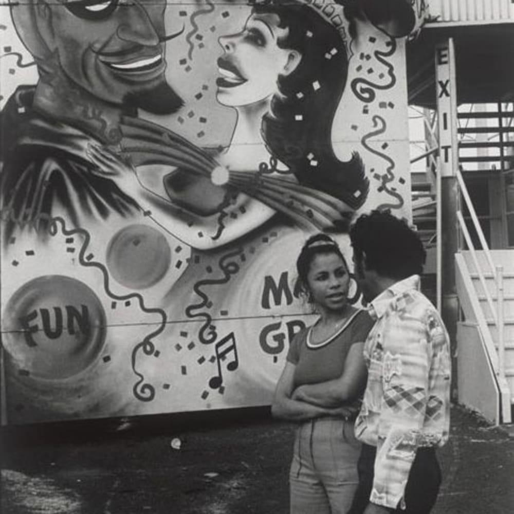 Ming Smith, Coney Island Pas De Deux, 1976