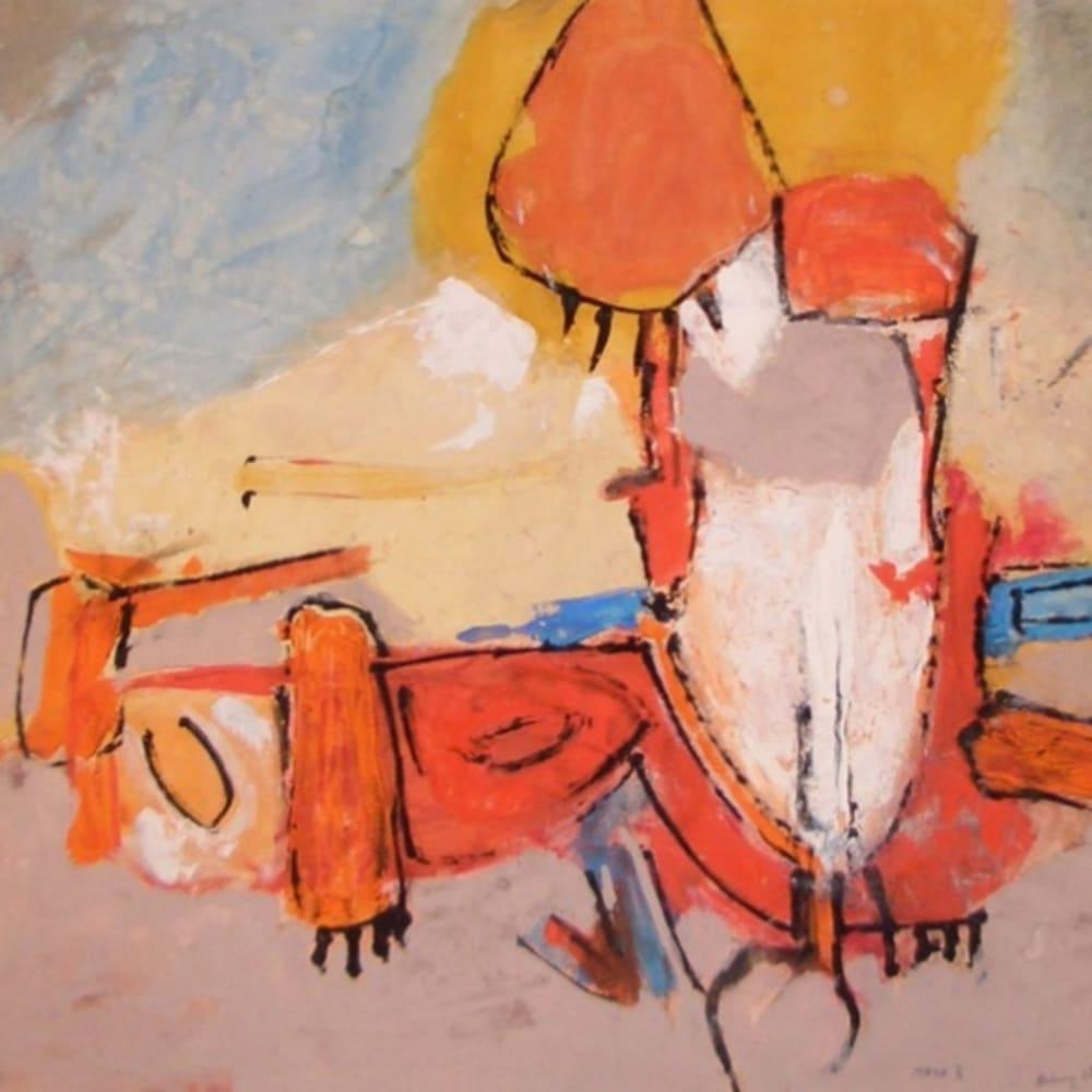 Aubrey Williams, Maya X, 1972