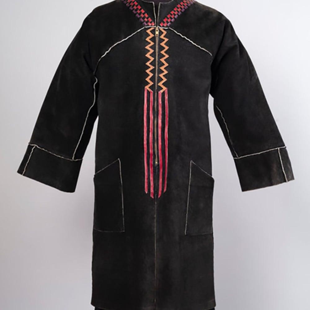 Jae Jarrell, Gents Great Coat, 1972