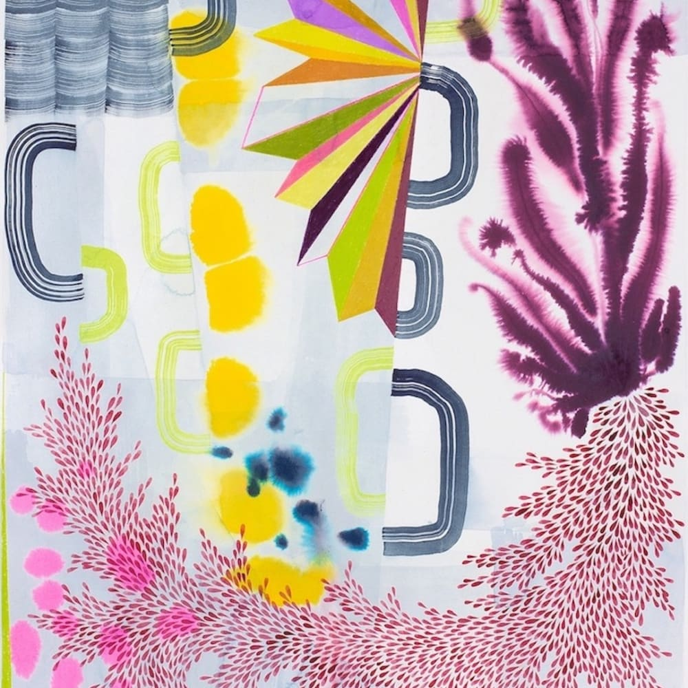 Pigment and Paper: Gabe Brown, Ruth Hiller, Mary Judge, Margaret Neill, Yolanda Sánchez