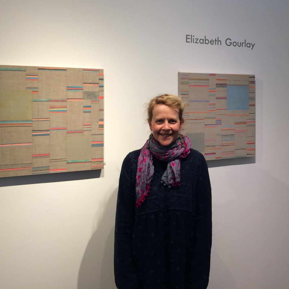 Gallery Talk, Elizabeth Gourlay and Laura Moriarty
