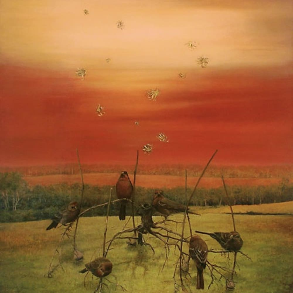 Botanical Gardens: The Birds and the Bees, Deborah Brown, Lucy Fradkin, Susan Hoetzel, Rene Lynch, Rob de Mar, Patricia