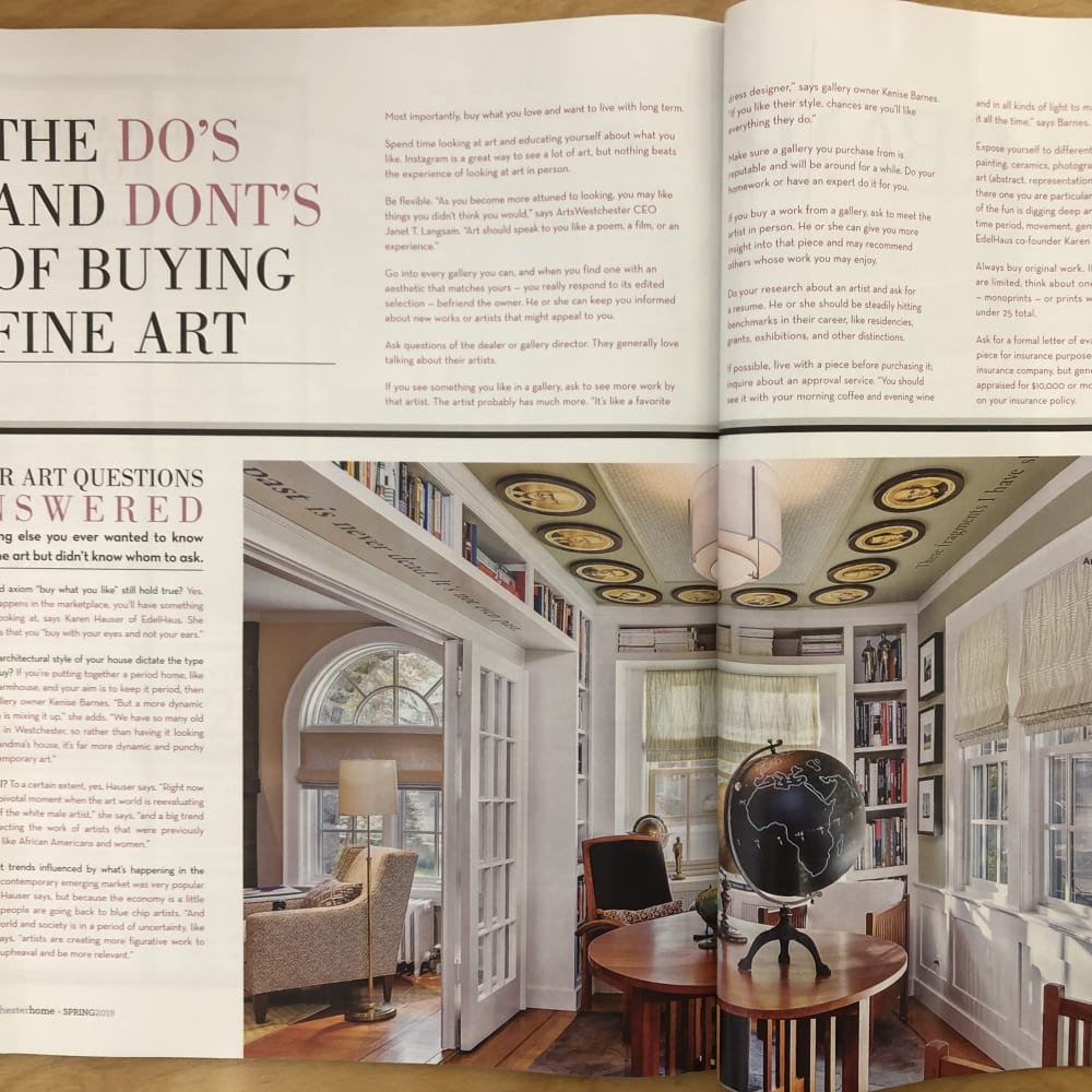 The Do's and Dont's of Buying Fine Art