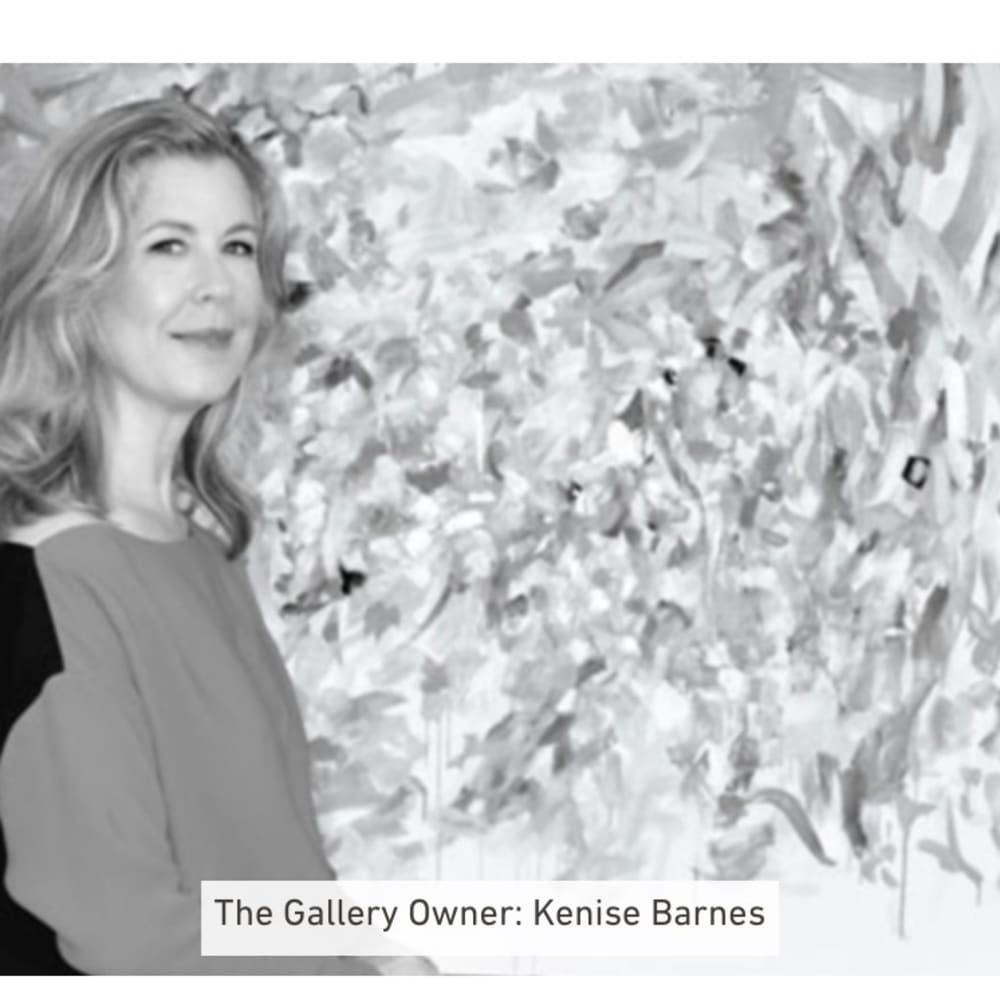 The Gallery Owner: Kenise Barnes