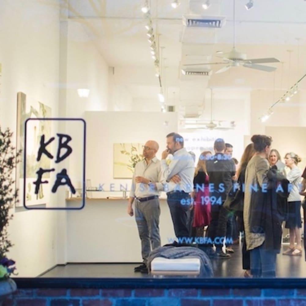 An Unpretentious New York Gallery?