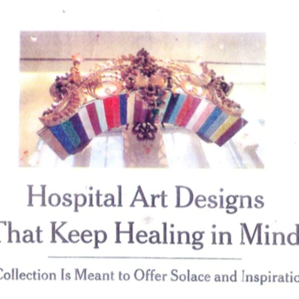Hospital Art Designs That Keep Healing in Mind