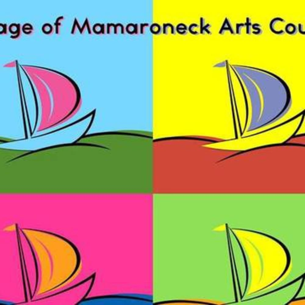 Kenise Barnes and Robin Simon juried the Mamaroneck Art Counsil's Ways of Seeing exhibition, a showcase of emergine and established working with the Sound Shore communities.