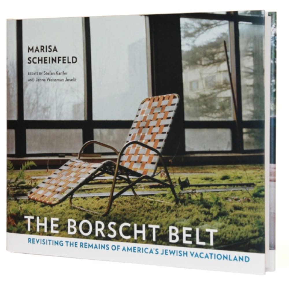 A book signing with Marisa Scheinfeld whose book, The Borscht Belt: Revisiting the Remains of America's Jewish Vacationland was published October 2016 by Cornell University Press.