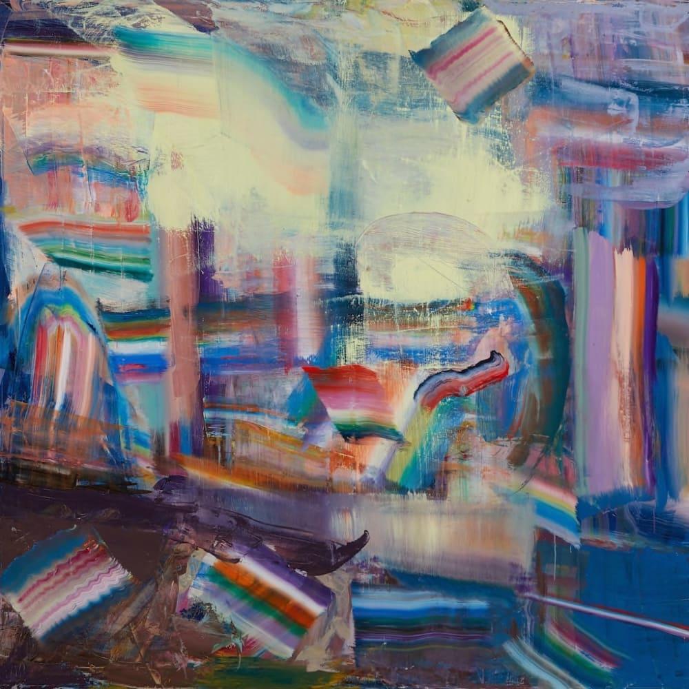 Sleep Walker , 2019, oil on canvas, 160 x 170, € 24,000.00