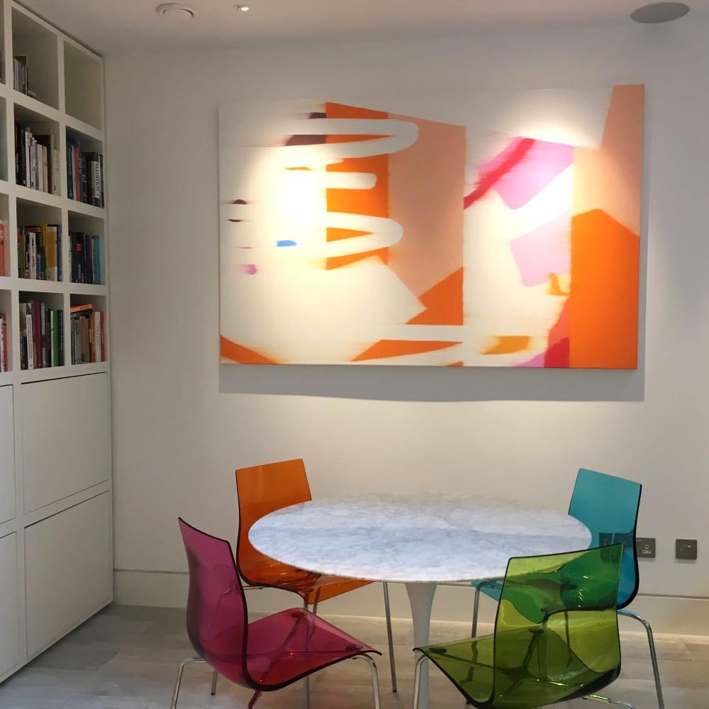 Bernd Mechler, Untitled, Private Residence, London