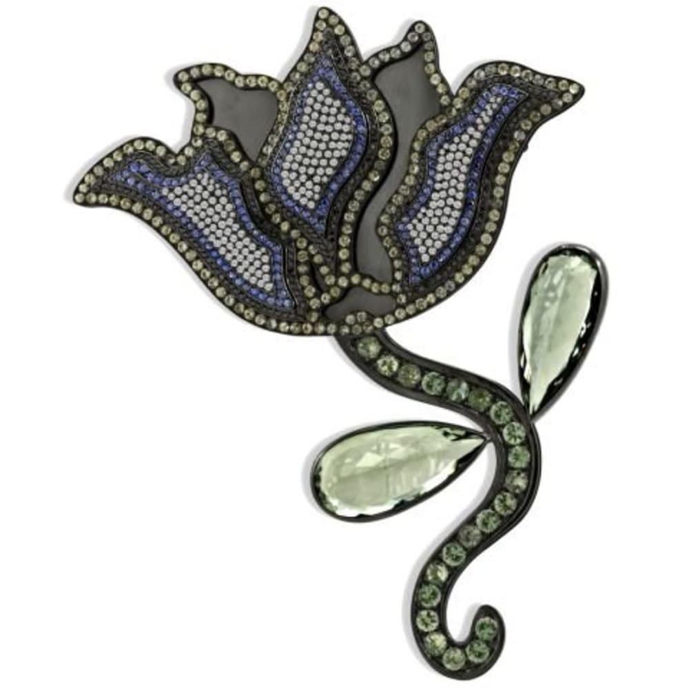 Tulip pin, 2010