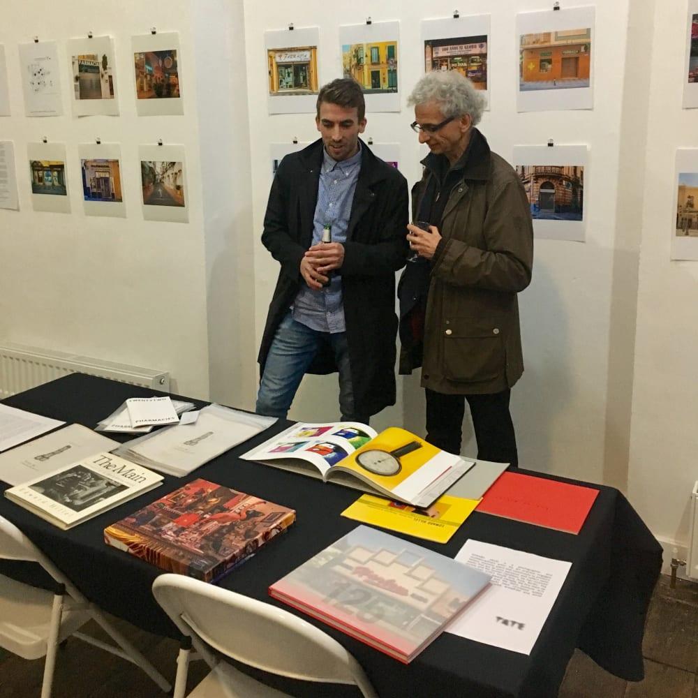Edward Hillel: Thinking Machine, Part of UrbanPhotoFest 2017, MMX Gallery, November 2017