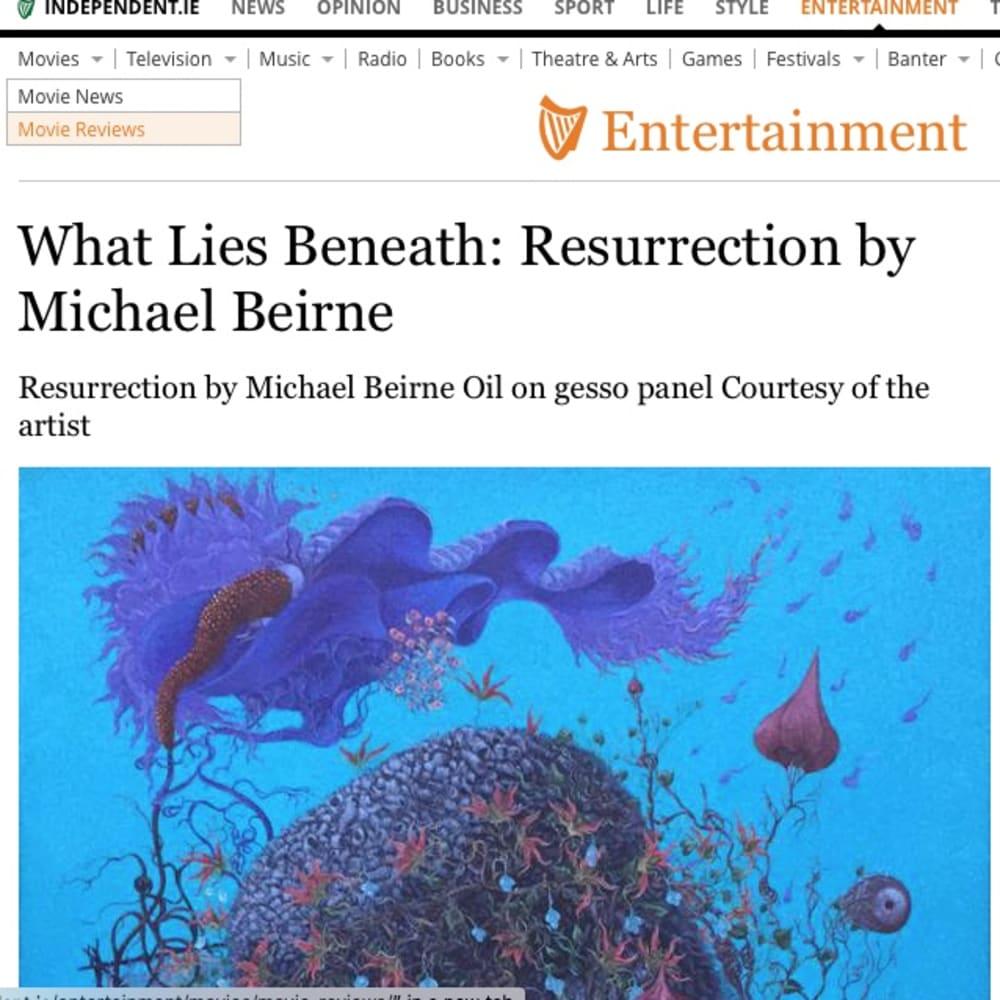 Michael Beirne: Sahasrara