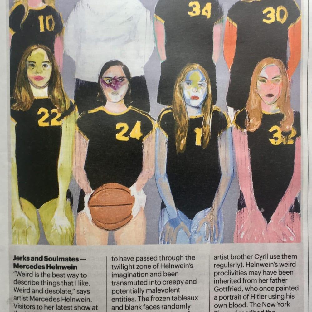 Mercedes Helnwein: Jerks and Soulmates