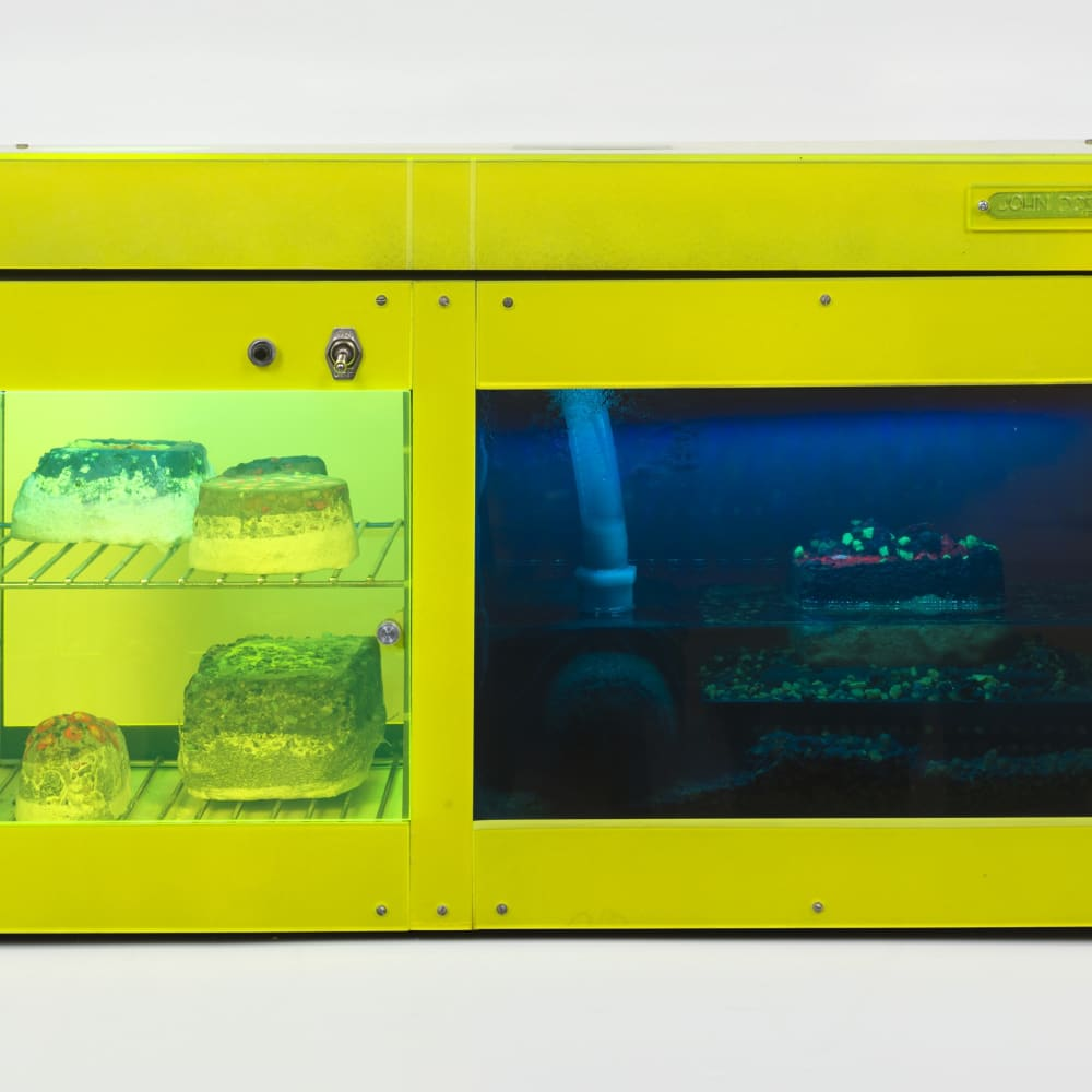 Carl Cheng: John Doe Company invites you to an exhibition of products 1966-1981