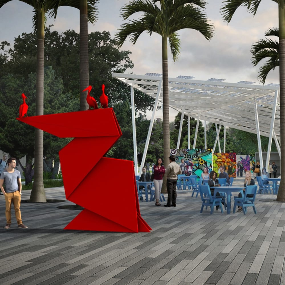 Nathan Mabry to create public art project for St. Petersburg pier