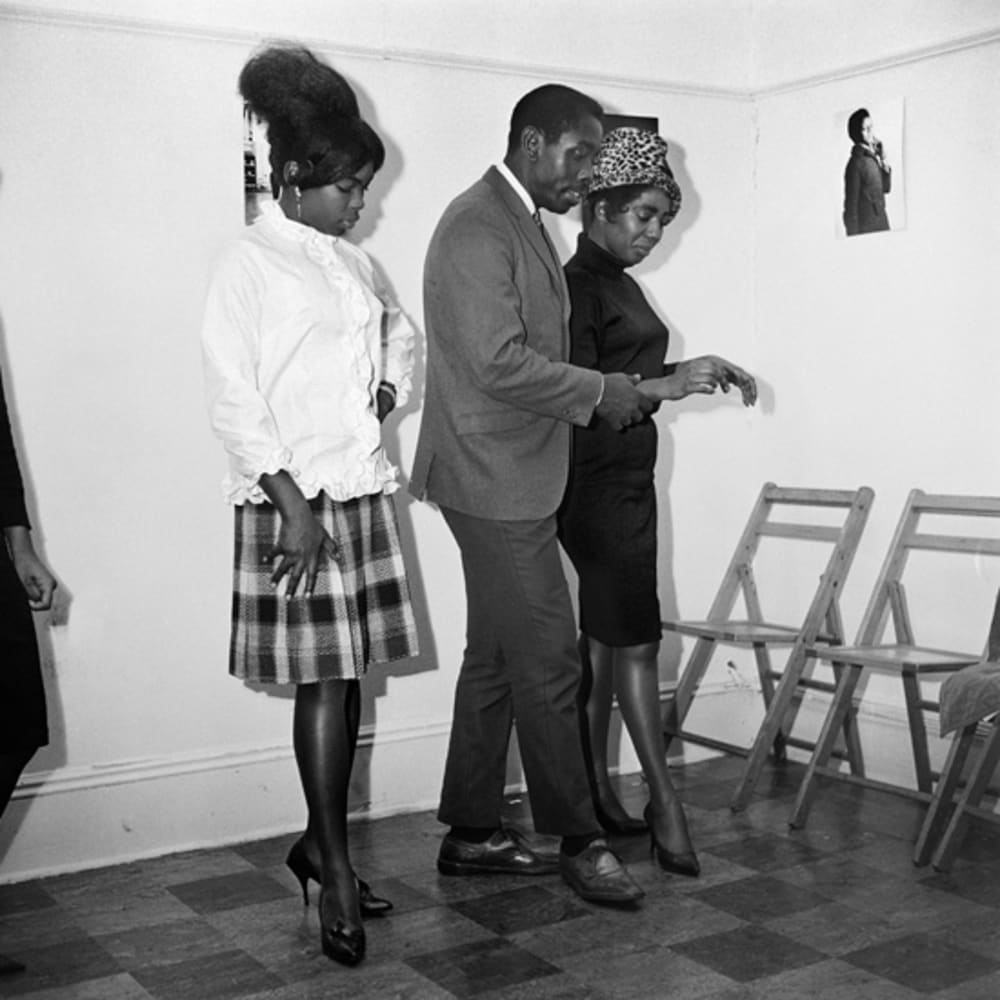 Kwame Brathwaite, Untitled (1962). Image courtesy of the artist and Philip Martin Gallery, Los Angeles.