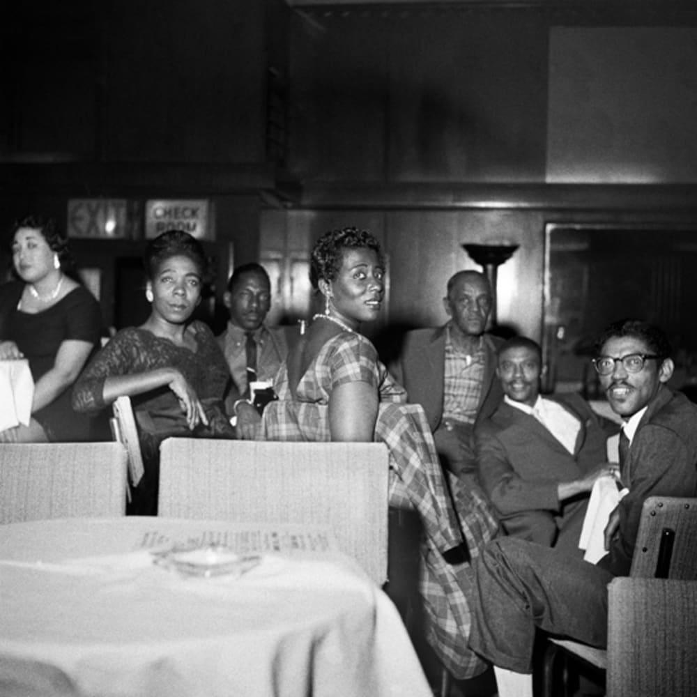 Kwame Brathwaite, Untitled (1956-57). Archival pigment print.