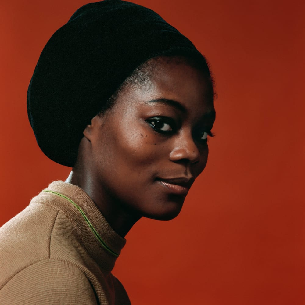 Kwame Brathwaite, Untitled (Ethel Parks at AJASS Studios photoshoot) (1969). Image courtesy of the artist and Philip Martin Gallery, Los Angeles.