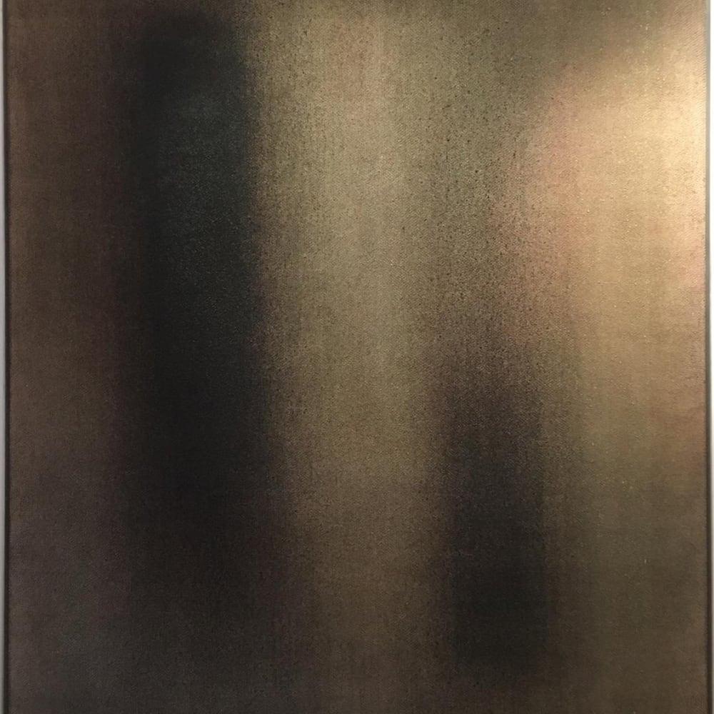 Untitled, 2016, oil on canvas (aluminium framed), 230 x190 cm