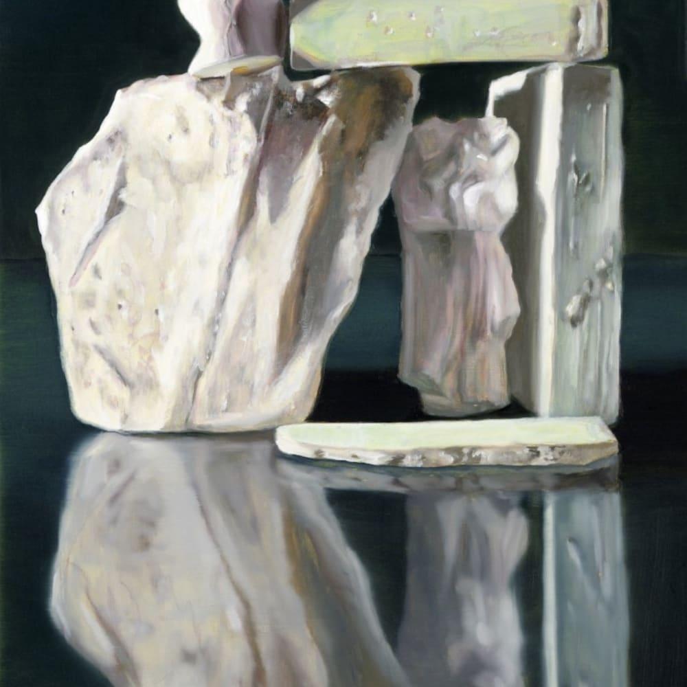 Maude Maris Loge 2016 oil on canvas 40 x 30 cm
