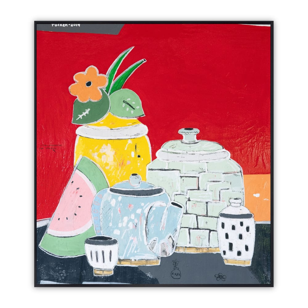 Rob Tucker, Shaken margaritas for brunch, 2019
