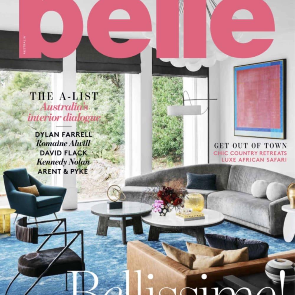 Belle Australia, June/July 2019