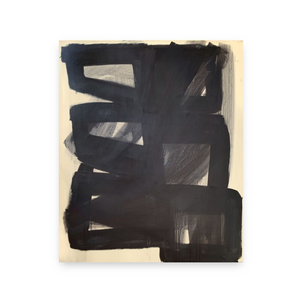 Yvonne Robert monochrome black 01, 2019