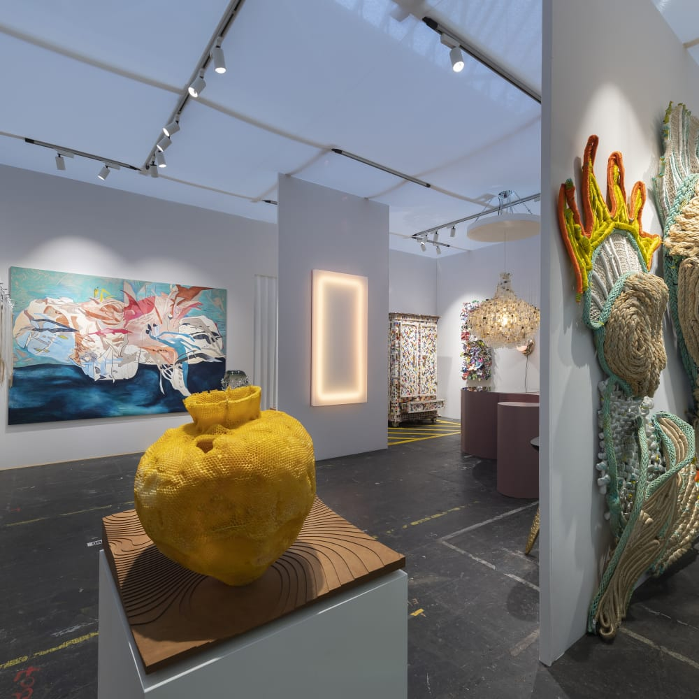 Rademakers Gallery, stand 3 at PAN Amsterdam