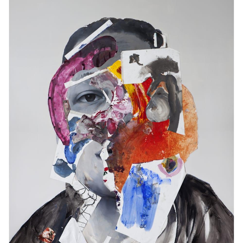 "Daniel Martin ""Head VI"" Limited Edition Print- Coming Soon"