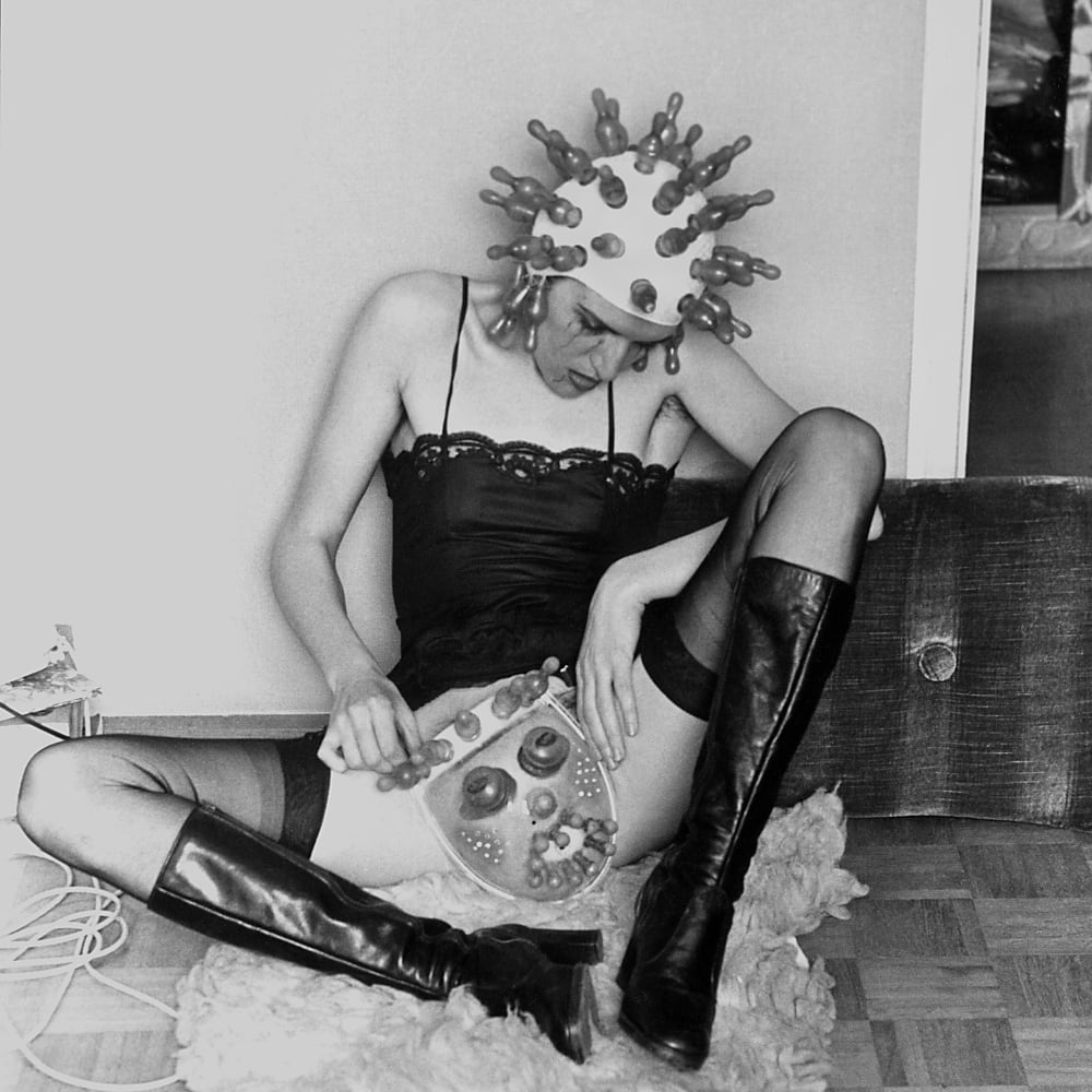 Zärtliche Pantomime (Tender pantomime), 1976