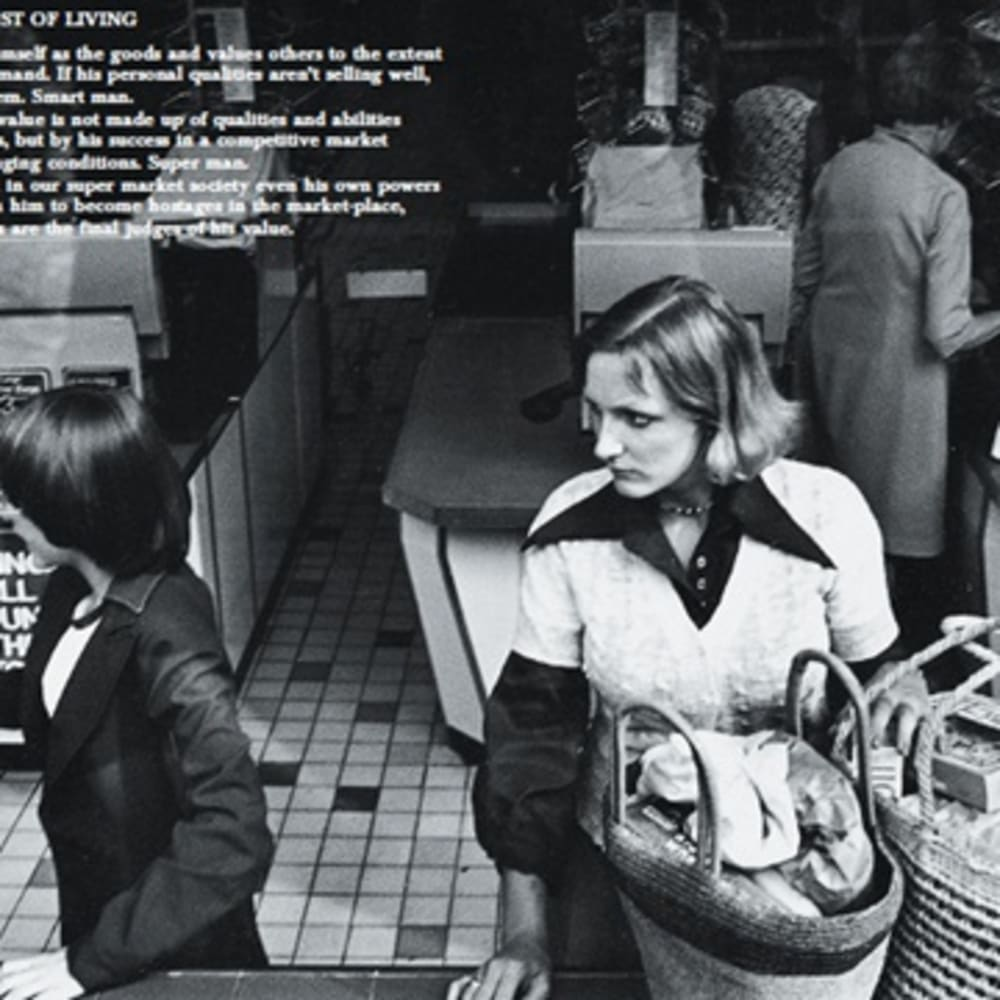 Victor BURGIN, UK '76, 1976