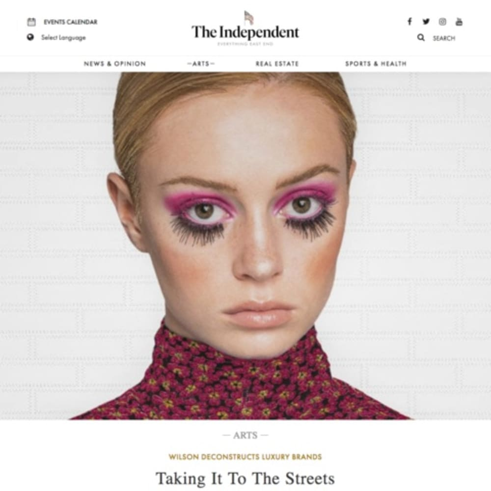 Taking it to the Streets - The Independent