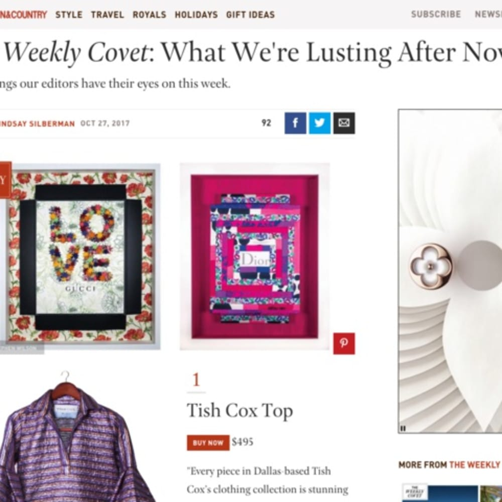 The Weekly Covet: What We're Lusting After Now