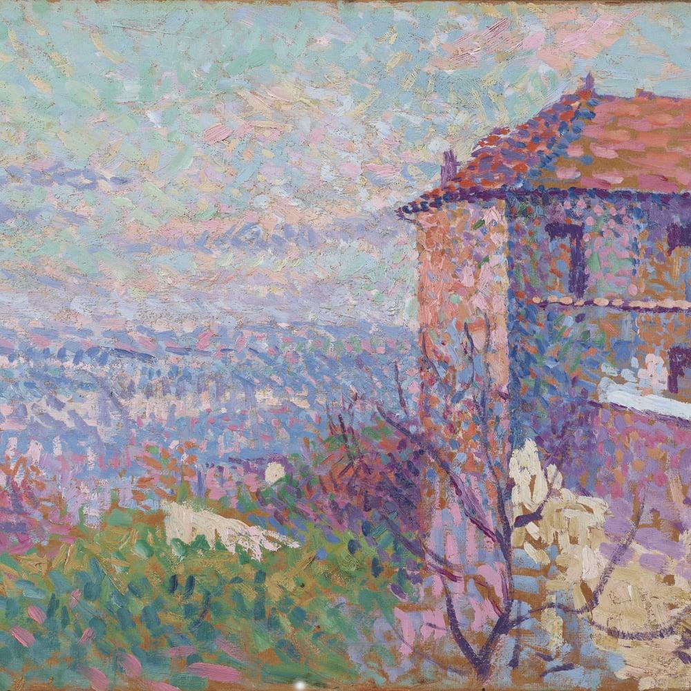 La maison de Suzanne Valadon, Montmartre