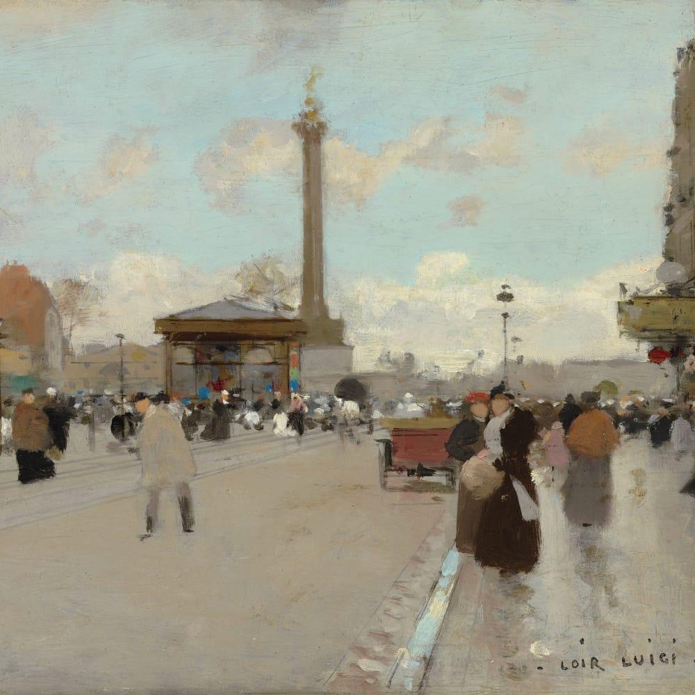 Place de la Bastille, Paris