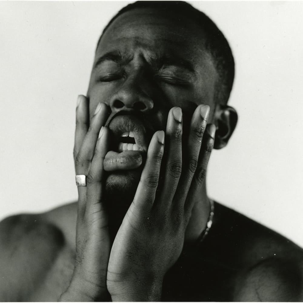 Neo-Gilder I Depression in African men VI I 2017 I Digital print I 15cm x 59 cm