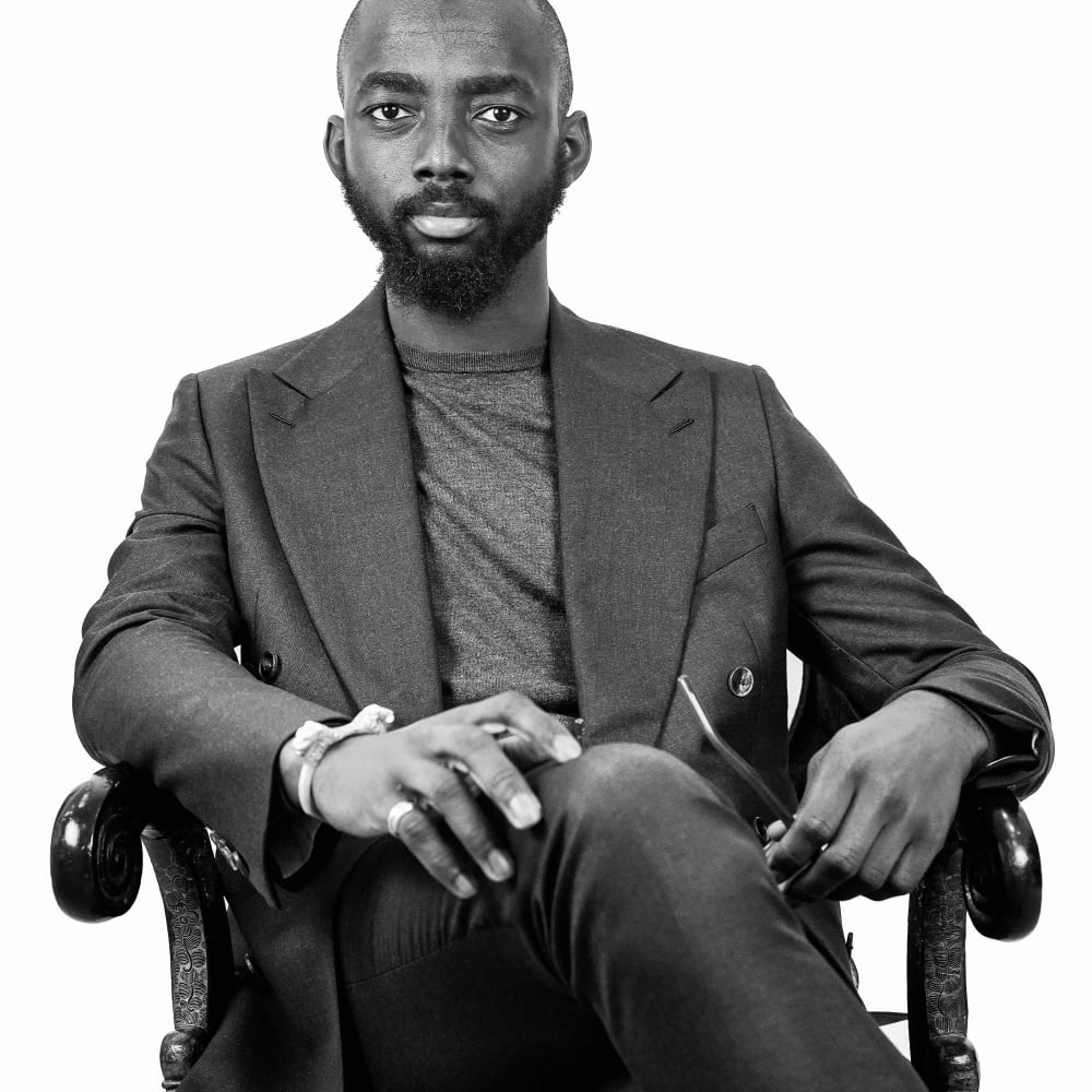 Joseph Awuah-Darko Head of International Sales at Sulger-Buel Gallery