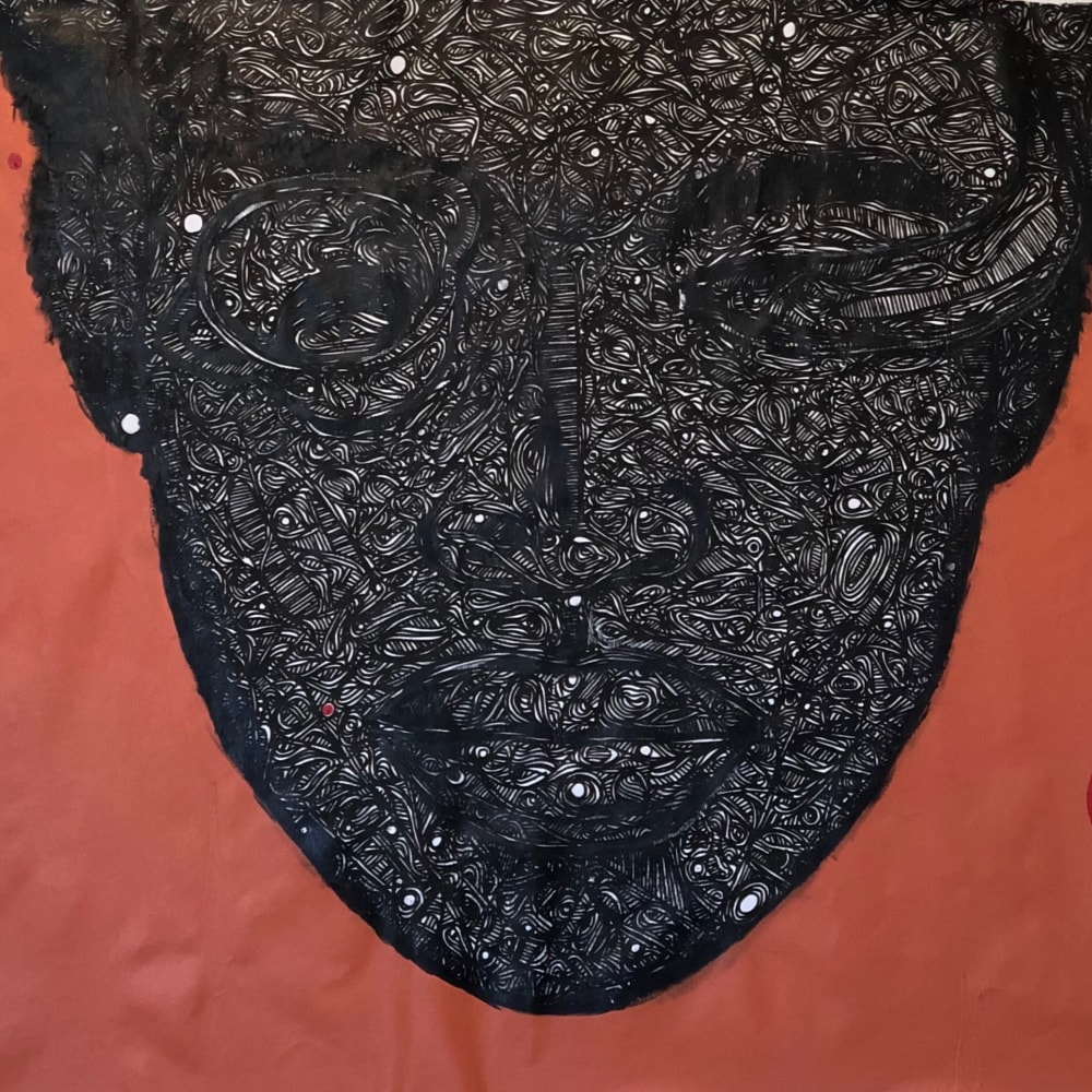 Tyna Adebowale I See You From a Distance, 2019